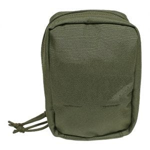 Bolsa para kit de primeros auxilios Flyye con sistema MOLLE en Ranger Green
