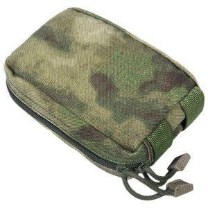 Bolsa para accesorios pequeños Flyye con sistema MOLLE en A-TACS FG