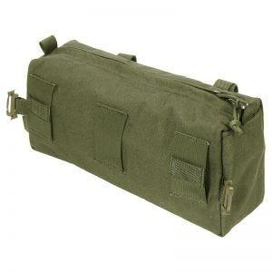 Bolsa adicional para fijar a la mochila Flyye AIII con sistema MOLLE en Ranger Green