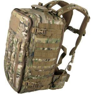 Mochila organizadora Hazard 4 Officer Front/Back con diseño compacto en MultiCam