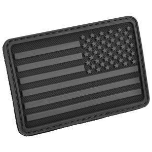 Parche Hazard 4 con bandera de Estados Unidos para el brazo derecho en negro