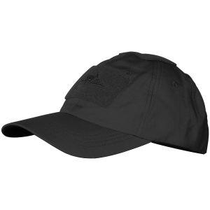 Gorra de béisbol Helikon Tactical en negro