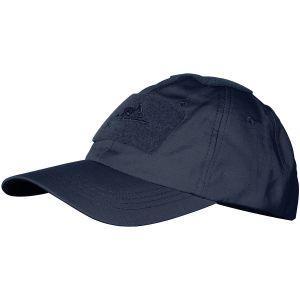Gorra de béisbol Helikon Tactical en Navy Blue