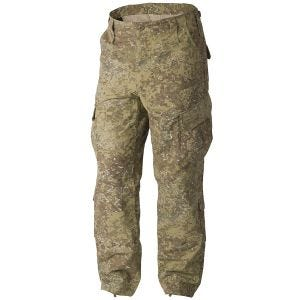 Pantalones Helikon CPU en PenCott Badlands