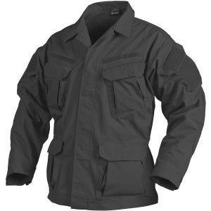 Camisa Helikon SFU NEXT de Ripstop de polialgodón en negro