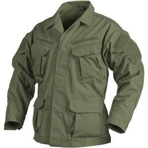 Camisa Helikon SFU NEXT de Ripstop de polialgodón en Olive Green
