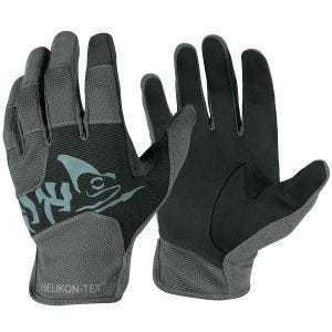 Guantes Helikon All Round Fit Tactical Light en negro / Shadow Grey