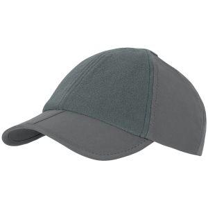 Gorra de béisbol plegable Helikon en Shadow Grey