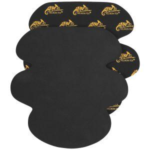 Almohadillas protectoras finas Helikon en negro