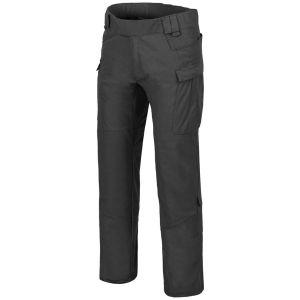 Pantalones de nailon y algodón MBDU Helikon en negro
