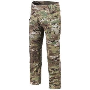 Pantalones de nailon y algodón MBDU Helikon en MultiCam