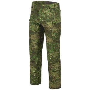 Pantalones de nailon y algodón MBDU Helikon en PenCott WildWood