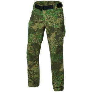 Pantalones Helikon Outdoor Tactical en PenCott Wildwood