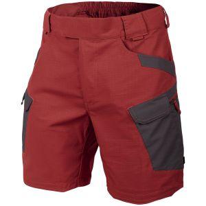 """Pantalones cortos Helikon Urban Tactical 8.5"""" en Crimson Sky / Ash Grey"""