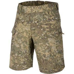 "Pantalones cortos Helikon Urban Tactical Flex 11"" en PenCott Badlands"