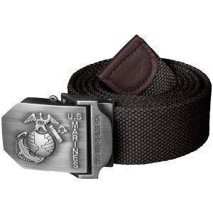 Cinturón Helikon US Marines en negro