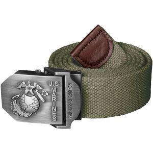Cinturón Helikon US Marines en verde oliva