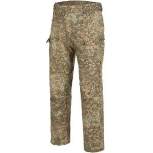 Pantalones Helikon UTP Flex en PenCott Badlands