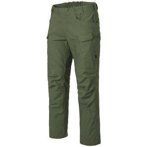 Pantalones Helikon UTP de Ripstop en Olive Green