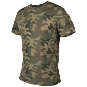 Camiseta Helikon Tactical en PL Woodland