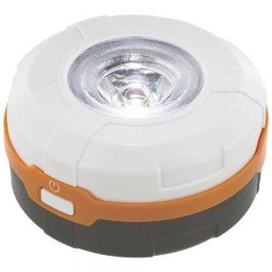 Linterna telescópica Highlander con luz LED de 1 W