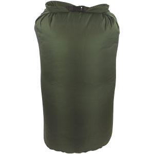Funda impermeable Highlander X-Light de 40 litros en Olive Green