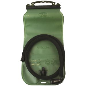 Bolsa de agua de 3 litros Pro-Force SL en verde oliva