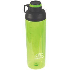 Botella de agua Highlander Hydrator de 850ml en verde