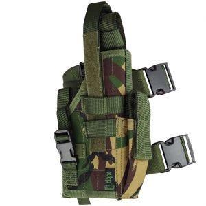 Funda para pistola Pro-Force Drop con sistema MOLLE en DPM
