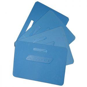Almohadilla para asiento Highlander de espuma en azul