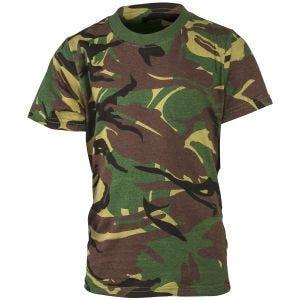 Camiseta Highlander en British DPM