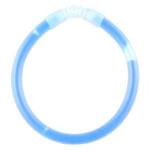 Pulsera Illumiglow de 19 cm en azul