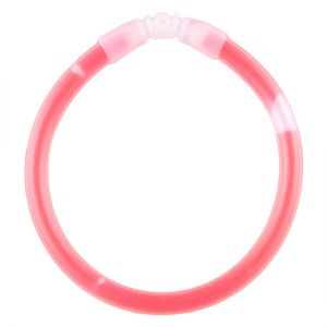 Pulsera Illumiglow de 19 cm en rojo