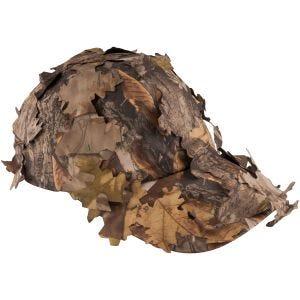 Gorra de béisbol Jack Pyke con hojas en 3D
