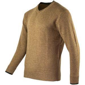 Suéter con cuello de pico Jack Pyke Ashcombe en Barley