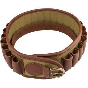 Cinturón de lona para cartuchos Jack Pyke en Fawn