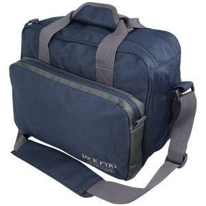 Bolso bandolera deportivo Jack Pyke en azul / gris