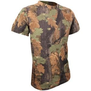 Camiseta de manga corta Jack Pyke en English Oak