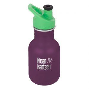 Botella Kid Kanteen Sport con tapón deportivo 3,0 de 355 ml en Winter Plum