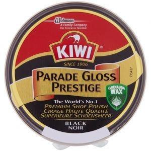Betún Kiwi Parade Gloss en negro
