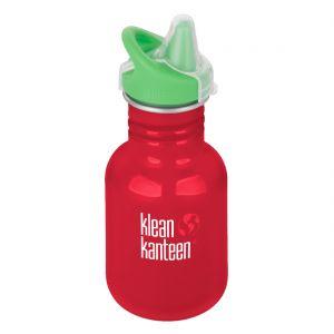 Botella Kid Kanteen con tetina de 355 ml en Mineral Red