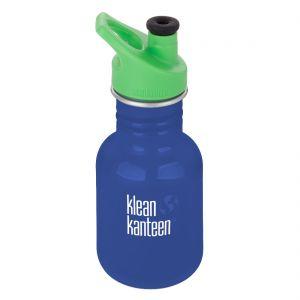 Botella Kid Kanteen Sport con tapón deportivo 3,0 de 355 ml en Coastal Waters