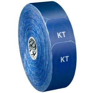 Cinta adhesiva KT Tape Synthetic Pro tiras individuales en rollo grande en Sonic Blue