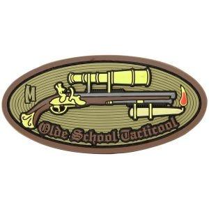 Parche Maxpedition Olde School Tacticool en Arid
