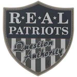 Parche Maxpedition Real Patriots en SWAT