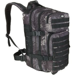 Mochila MFH Assault I en Snake Black