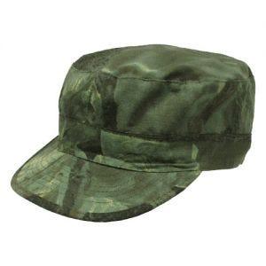 Gorra militar MFH Hunter Patrol de Ripstop en Hunter Verde