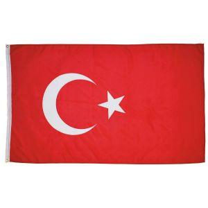 Bandera de Turquía MFH de 90 x 150 cm