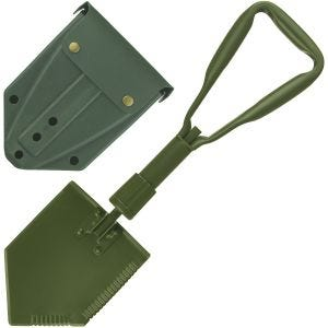 Pala plegable MFH US Army con funda