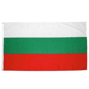 Bandera de Bulgaria MFH de 90 x 150 cm